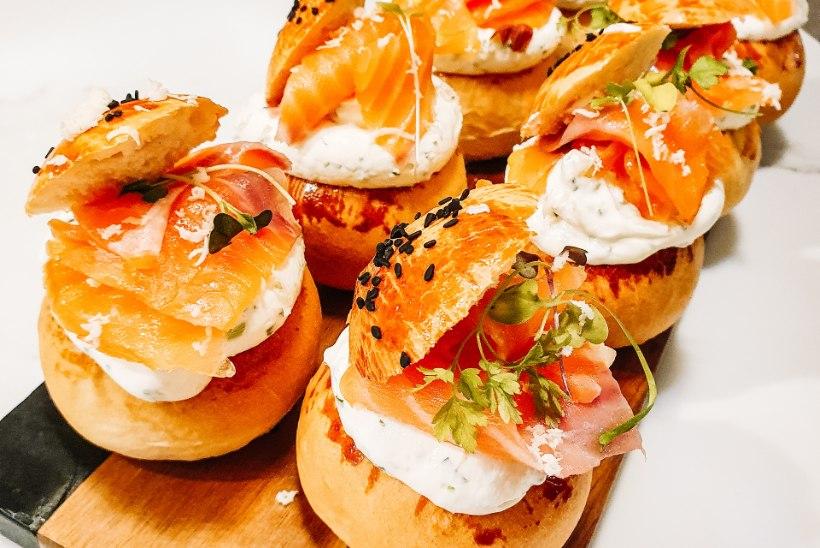 Soolane vastlakukkel: moosi asendab munavõi ja vahukoort toorjuust suitsukalaga