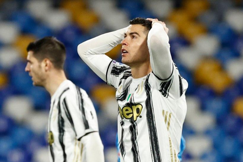 Juventuse tiitlilootused said põntsu