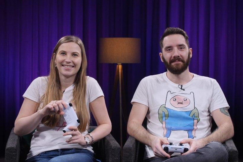 ÕL VIDEO   Unusta lilled ja restoran – sõbrapäeval haara hoopis PlayStationi puldi järele