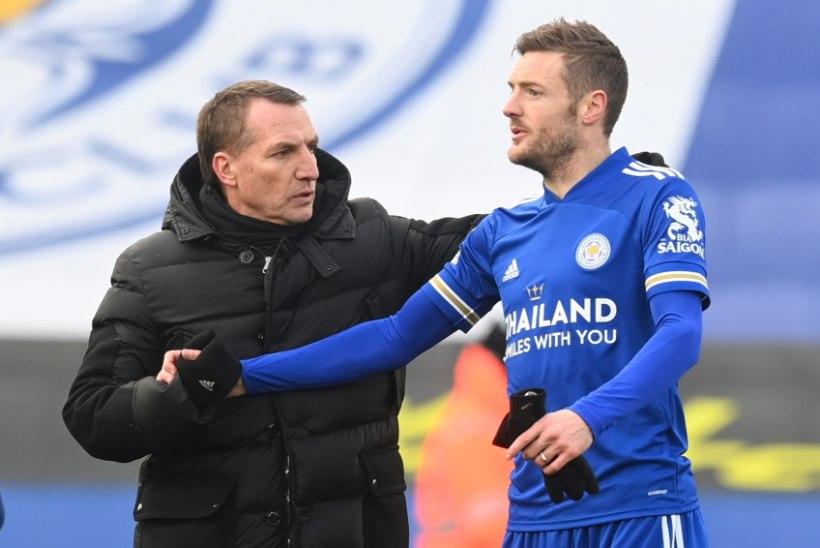 Leicester City tuli kaotusseisust välja ja alistas Liverpooli, tiitlikaitsja kurb seeria pikenes