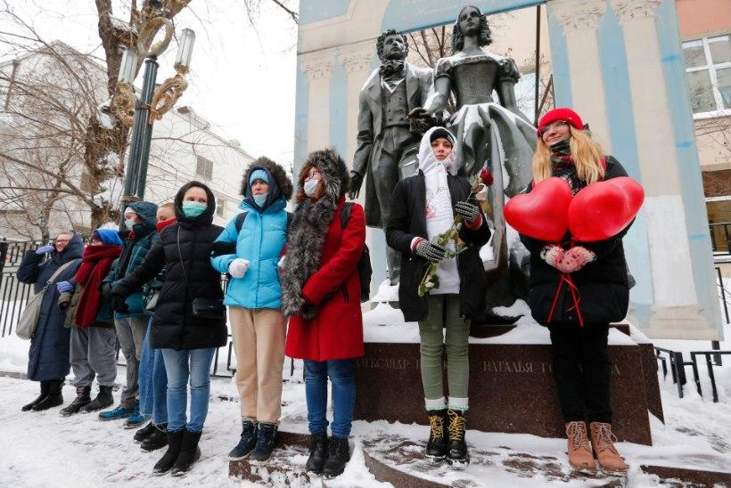 Kreml hirmutab: Navalnõi pooldajate andmed internetis