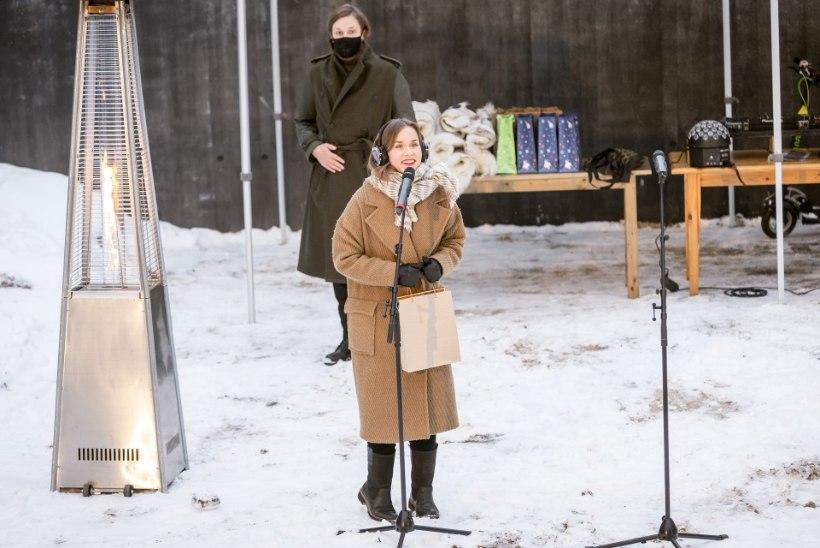 GALERII | Tallinna Linnateater jagas kolleegipreemiaid