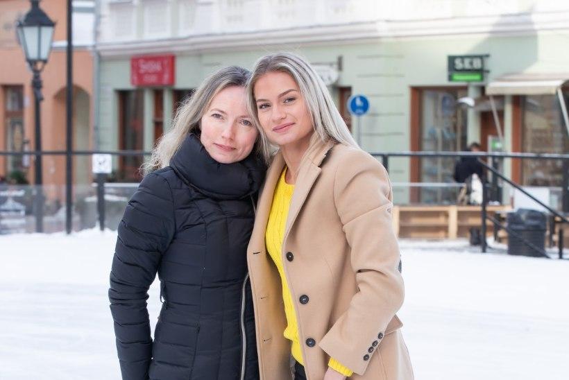 Ema ja tütar pürgivad koos rahvusvahelisele jäähokiareenile: see ala on tegelikult väga ilus, emotsionaalne ja graatsiline
