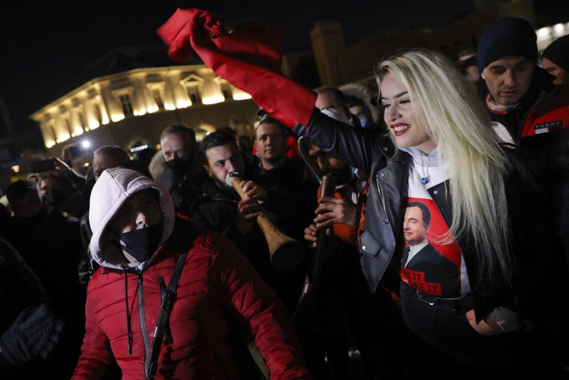 Kosovo valimised võidab ülekaalukalt sotsiaaldemokraatlik opositsioonipartei