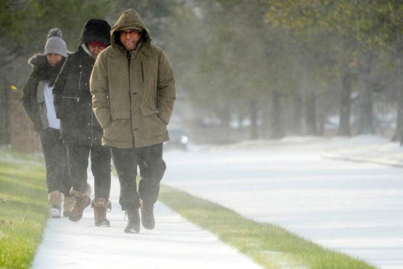 BRRR! Texase osariiki tabasid erakordne külmalaine, lumetorm ja elektrikatkestused
