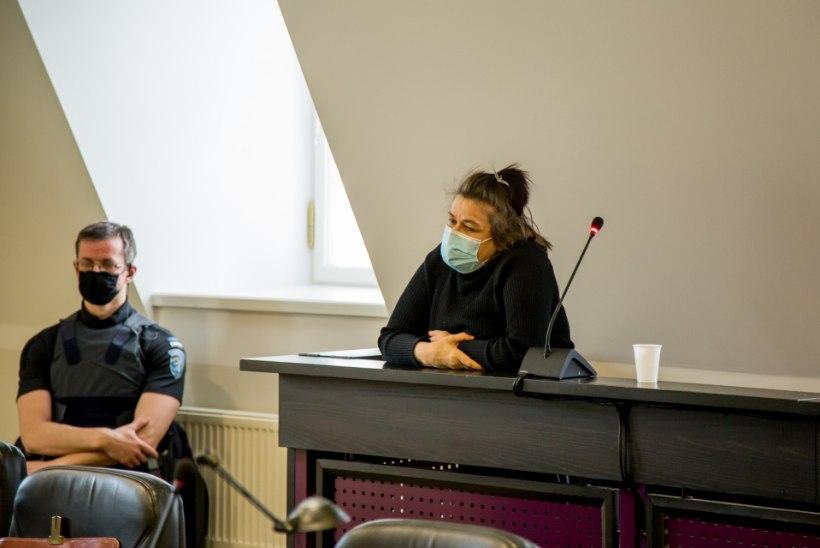 Tuberkuloitedi asutajaliikme surnukspussitamises süüdistatav Ülle: Aivar hoopis jõi ennast surnuks