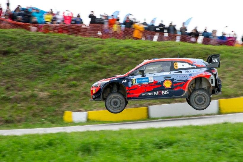Hea uudis Tänaku fänniarmeele: Horvaatia WRC-etapi korraldajad ootavad rallile publikut