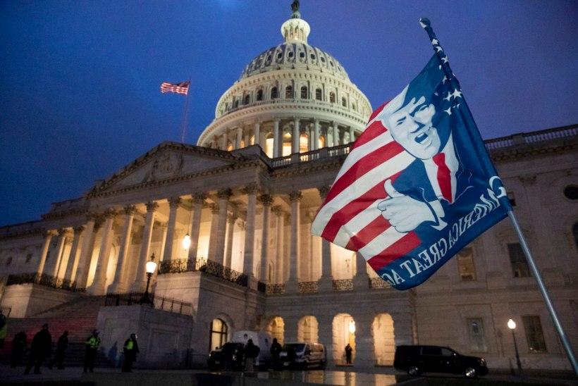 USA kongress loob Kapitooliumi rünnaku uurimiseks sõltumatu komisjoni