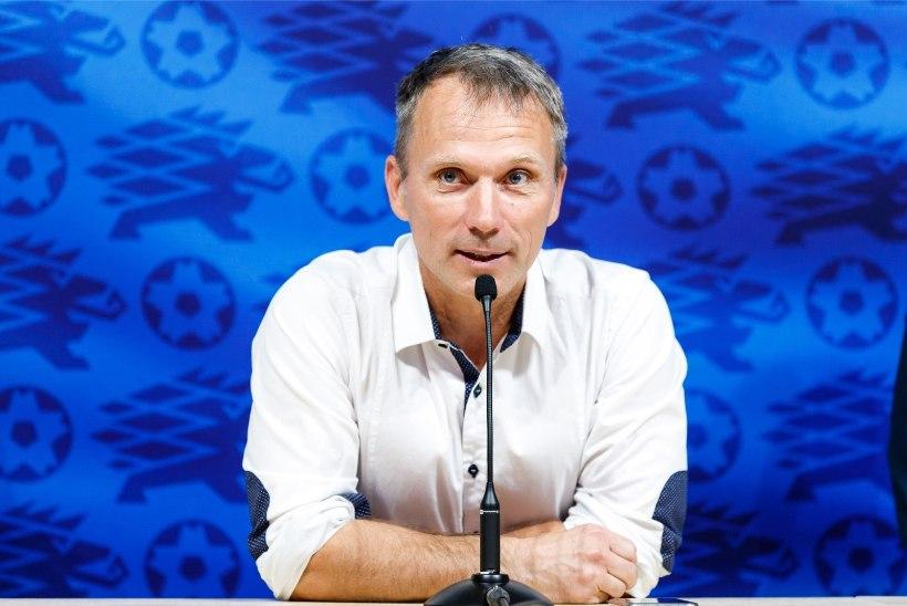 Martin Reim hakkab taas ühte Eesti koondist juhendama