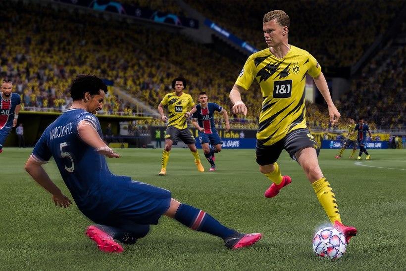 """USKUMATU SAAVUTUS: 15aastane e-sportlane suutis enne esimest kaotust võita 535 """"FIFA 21"""" matši"""