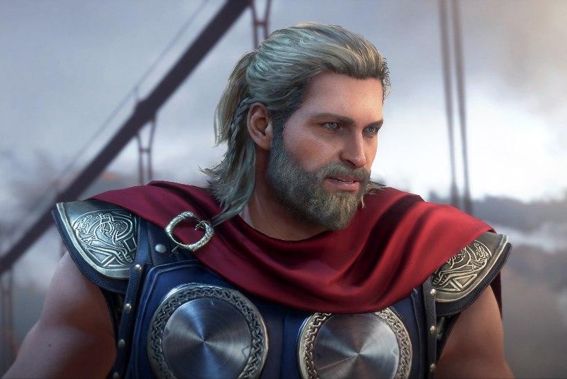 """""""Marvel's Avengers"""" loodab mülkast välja rabeleda, uutele konsoolidele jõuab mäng märtsis"""