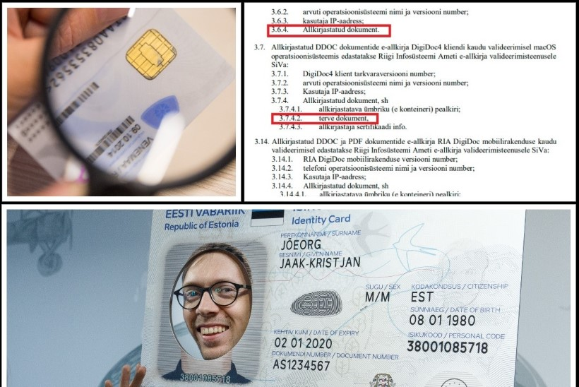 PARANOIA VÕI SUURE VENNA SÜND? Digiallkirja kehtivuse kontrollimiseks läheb dokument kogu täiega riigi kätte! Miks?