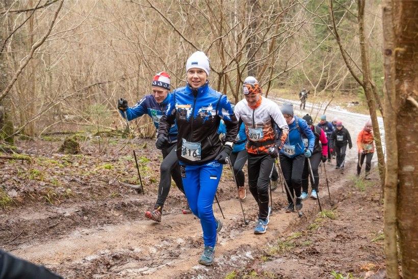 Pealtvaatajad Tartu maratonile ei pääse, reeglite järgimist kontrollivad turvatöötajad