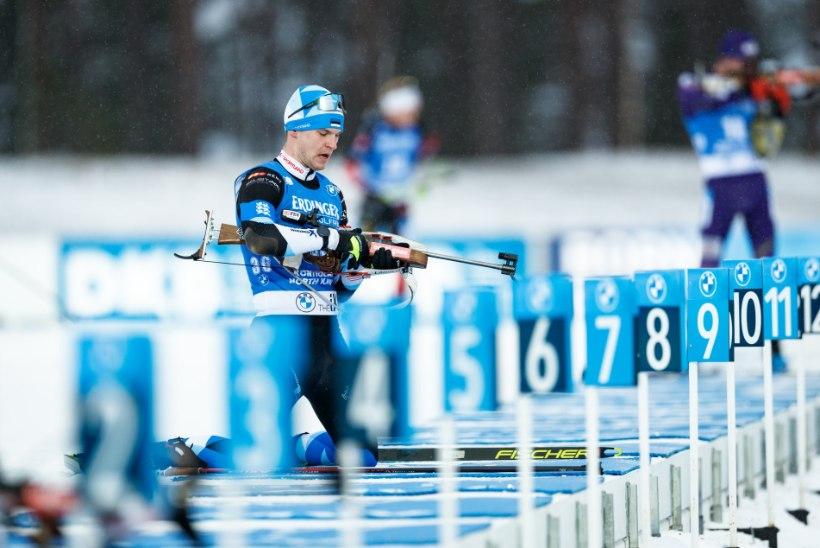 BLOGI | Rene Zahkna tegi karjääri parima tulemuse, kulla võitis norralane Lägreid