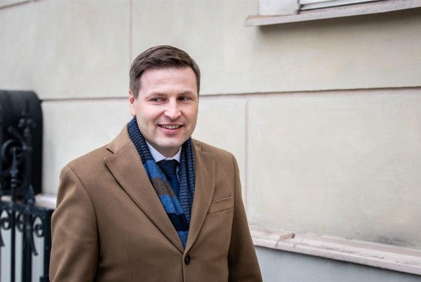 Rein Langist sai Hanno Pevkuri nõunik