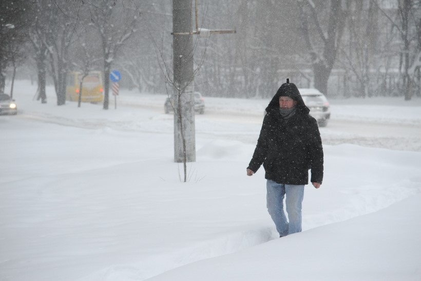 VEIDER PLAAN: ukrainlane luiskas mõrva kohta, et politsei tema kodutee lumest puhastaks