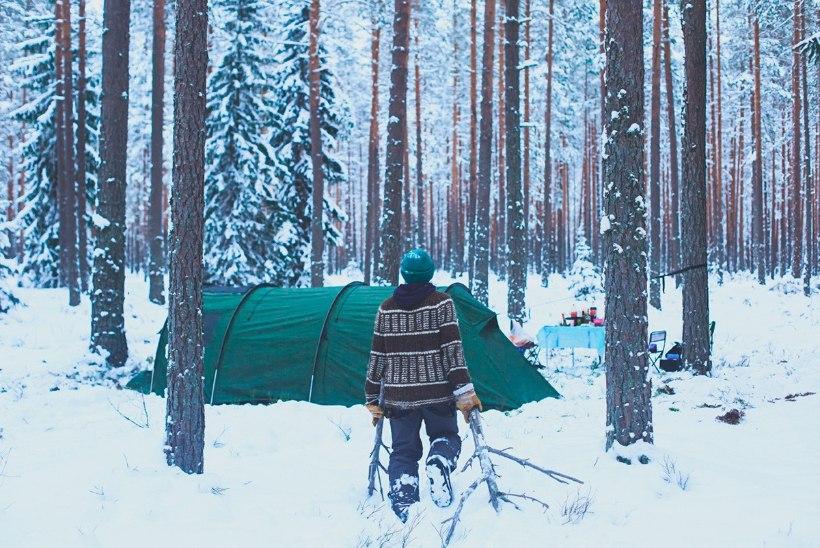 Matkanippe talviseks retkeks