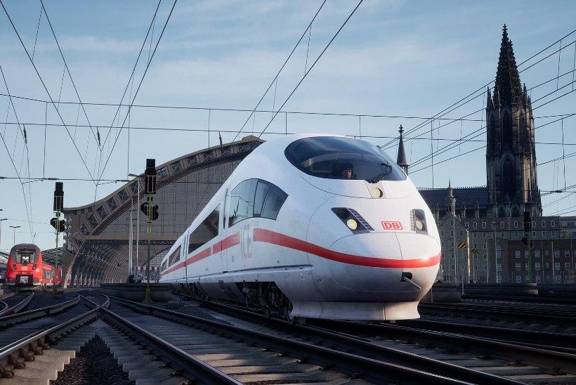 """""""TEINE TASE""""   See rongisimulaator võib maksta kuni 10 000 €"""