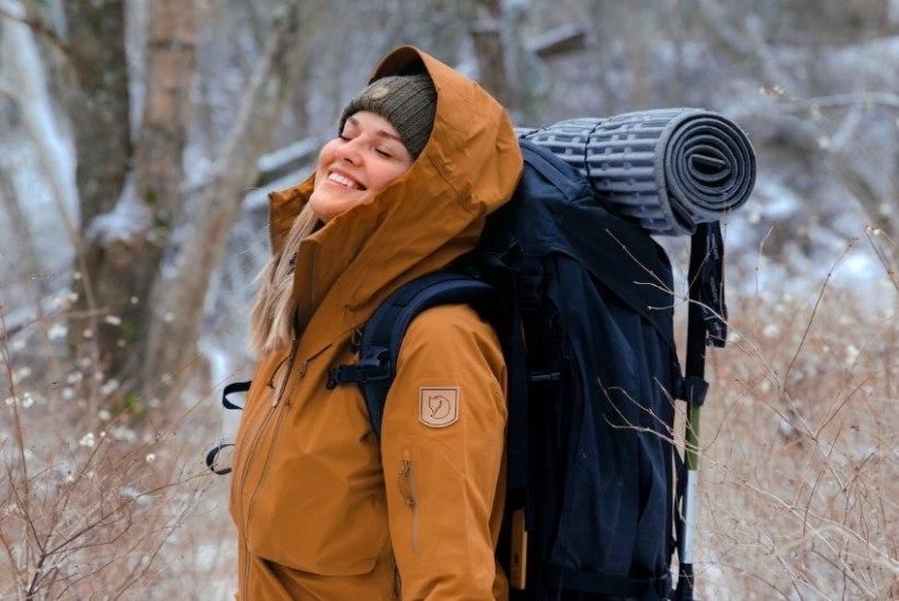 Üksi kuu aega talvises metsas: mida pakkida seljakotti?