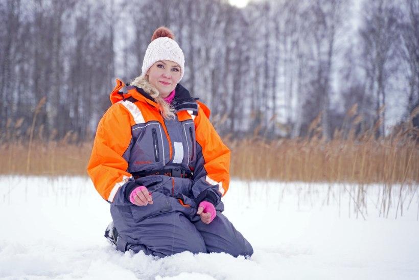"""Agneriin Heinmäe: """"Meestega ei saa ju kalal käia! Nad hakkavad kiiresti virisema."""""""