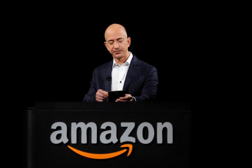 Bezos kukutas Muski ja tõusis taas maailma rikkaimaks meheks