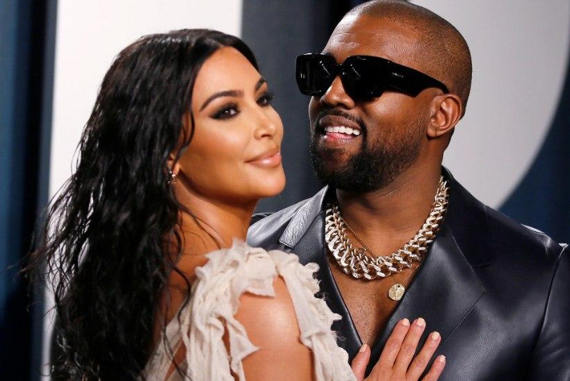 Kim Kardashian ja Kanye West lahutavad