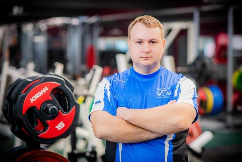 Eesti Jõutõsteliidu president Alexander Andrusenko: jõutõsteliit on väga heas seisus!