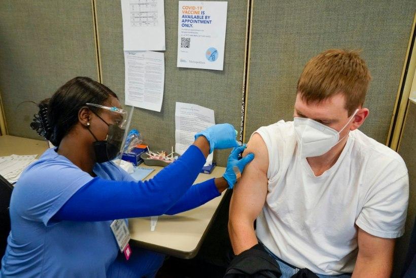 EESTLASED VÄLISMAAL: vaktsineerimisega seotud rahulolematust on kõikjal, ent mõned riigid on teistest edukamad
