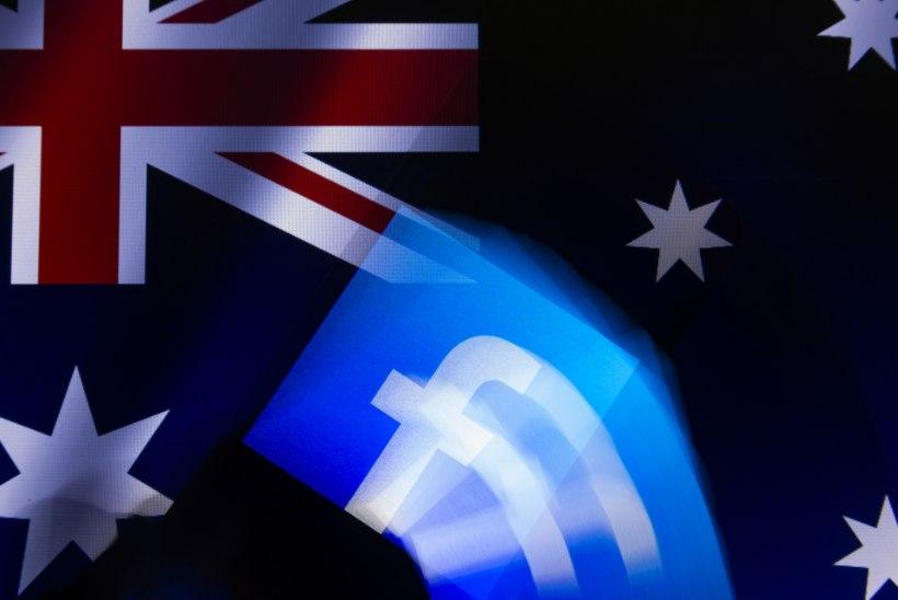 SÕJAKUULUTUS? Facebook tõmbas Austraalial juhtme üleöö seinast
