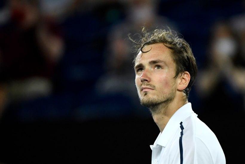 Austraalia lahtiste finaali jõudnud venelane: Djokovicil on minust rohkem kaotada