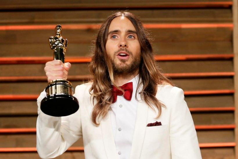 Jared Leto Oscar on aastaid seletamatult kadunud