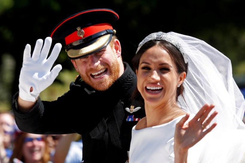 Buckinghami palee: Harry ja Meghan ei naase kuningliku pere tegevliikmete hulka