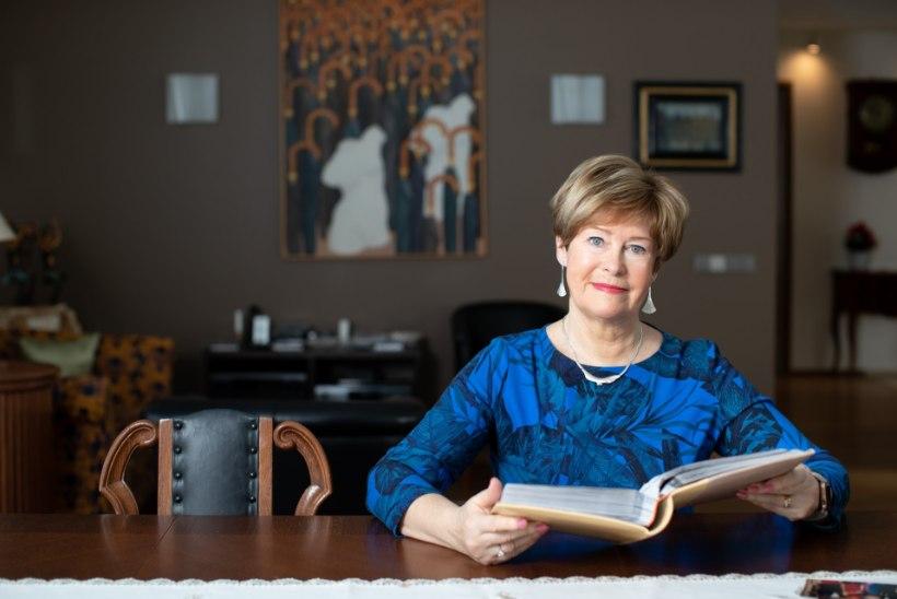 Kristi Kallas: Siimu abikaasa rollis oli lihtsam. Kaja pärast muretsen emana rohkem