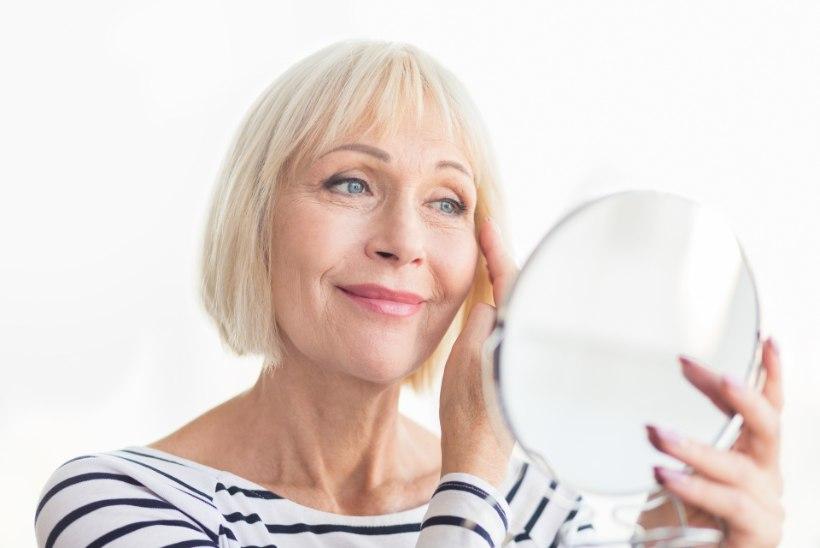 NÄO KÕIGE ÕRNEM PIIRKOND: silmaümbrusest peegeldub vanus, elustiil ja emotsioonid