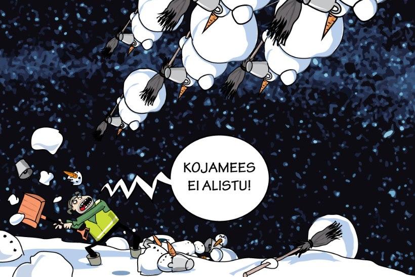Juhtkiri   Millal näeme lumekoristuse uut taset?