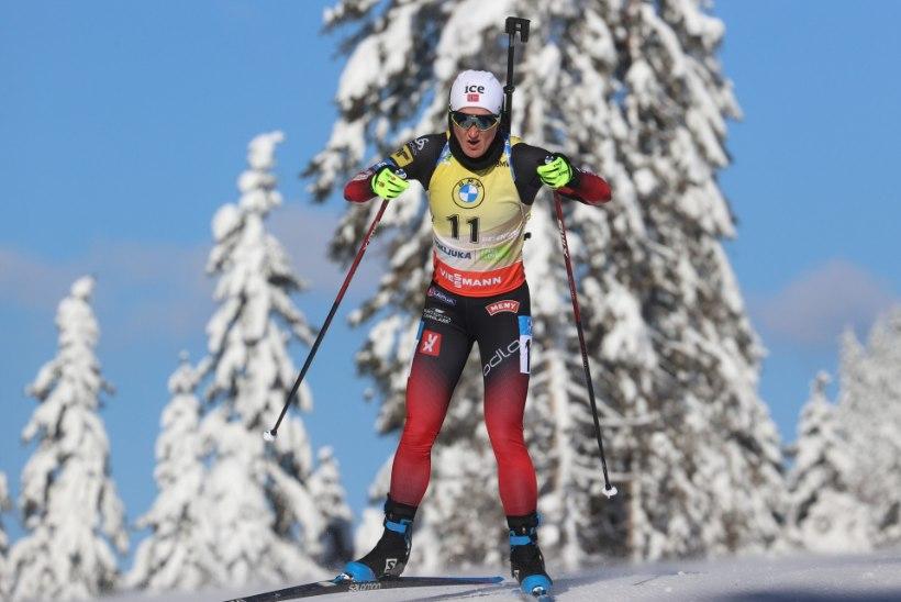 MMi teatesõitude võidud läksid Norrasse, Eesti naised said 17. koha, kuid mehed sõidu lõpuni ei jõudnud