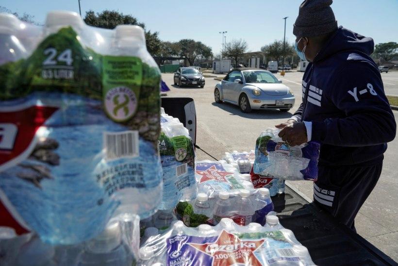 TEXASE ENNEOLEMATU KÜLM: veepuudus koormab haiglaid rohkem kui koroonaviirus