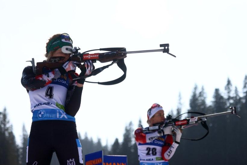 MMi valitseja Norra võitis juba seitsmenda kulla
