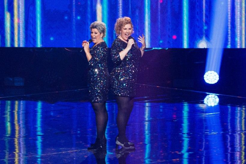 """""""Eesti laulu"""" finalistid Kaire Vilgats ja Dagmar Oja ehk Suured Tüdrukud: meil on kohver Eurovisionile alati pakitud"""
