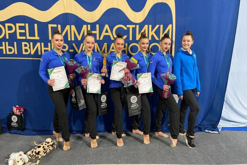 VINGE! Eesti koondis võitis Moskvas pronksi