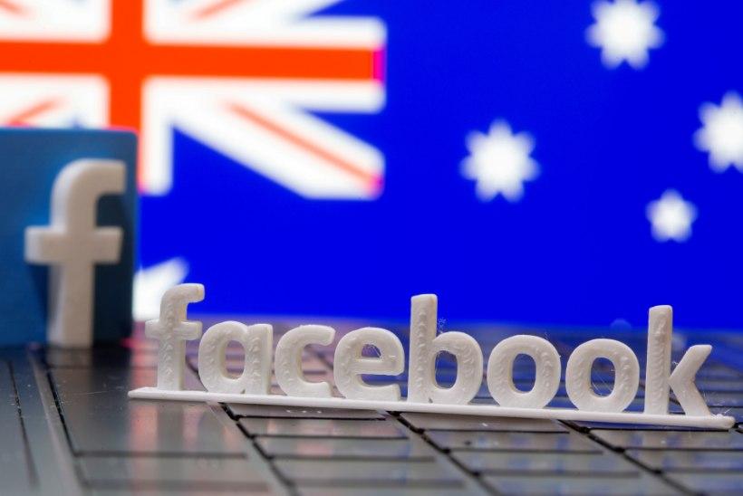 VAEN AUSTRAALIA JA FACEBOOKI VAHEL: Austraalia ei kavatse COVID-19 vaktsiini Facebookis reklaamida