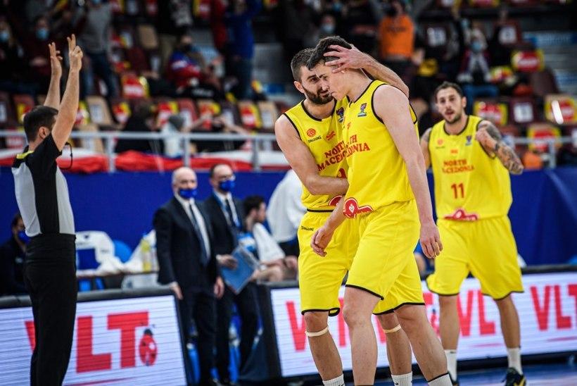 7 VÕTIT | Itaalia lasi jala sirgeks ja kinkis võidu Põhja-Makedooniale