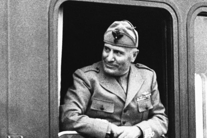 Mälestustahvel Mussolinit tulistanud iirlannale?