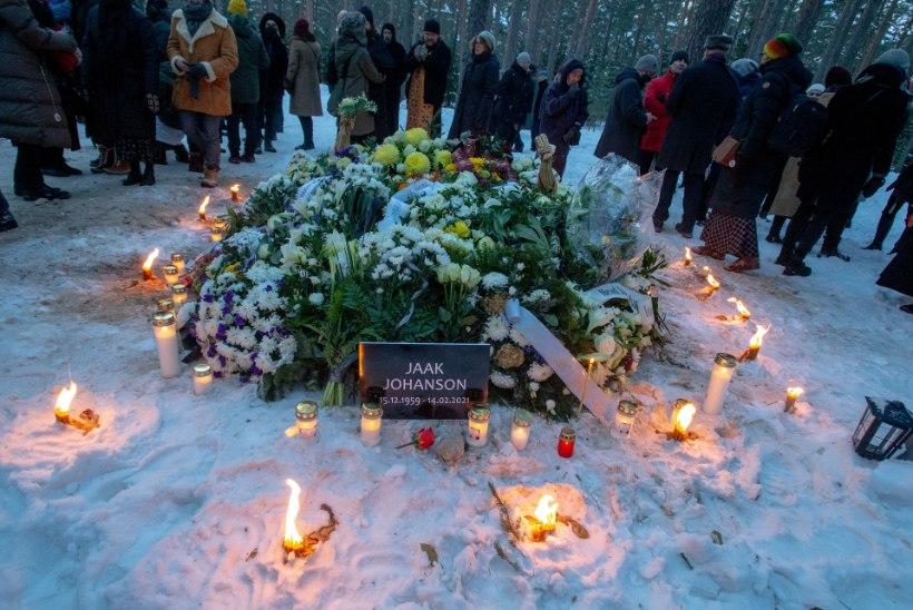 ÕL VIDEO | Tavatu matus: Jaak Johanson poleks ise osanud paremini lavastada