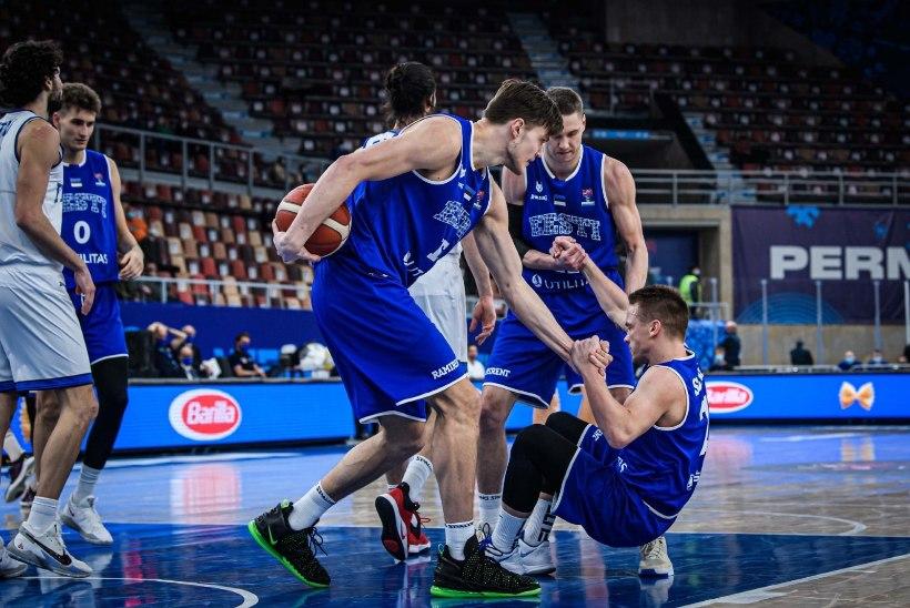 VIDEO | FIBA kommentaatori julge avaldus ajas Eesti kossusõpradel harja punaseks