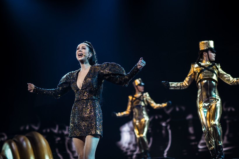 FOTOD JA VIDEO | Laura Põldvere Soome eurolauluvalimise viimasest kohast: ma ei ole üldse pettunud!