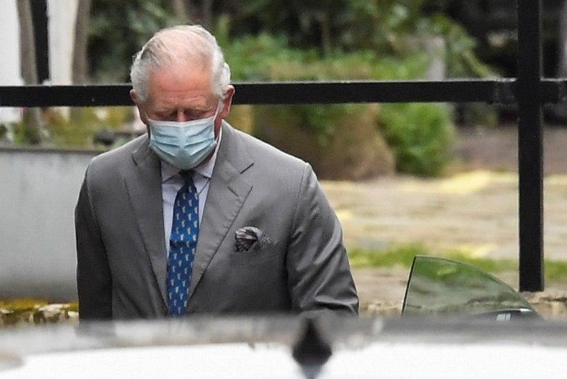 KAS ON KARTA HALVIMAT? Murelik prints Charles käis koroonapiirangute kiuste haiglas isa vaatamas