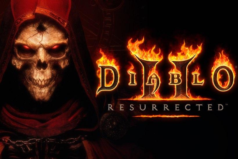 """""""Diablo II: Resurrected"""" arendaja: see ei ole uusversioon"""