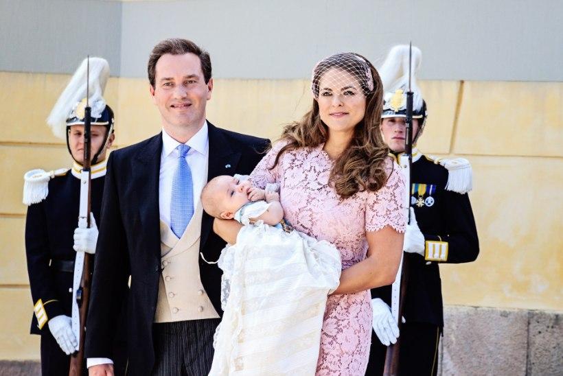 Printsess Madeleine'i esiktütar sai juba seitsmeseks