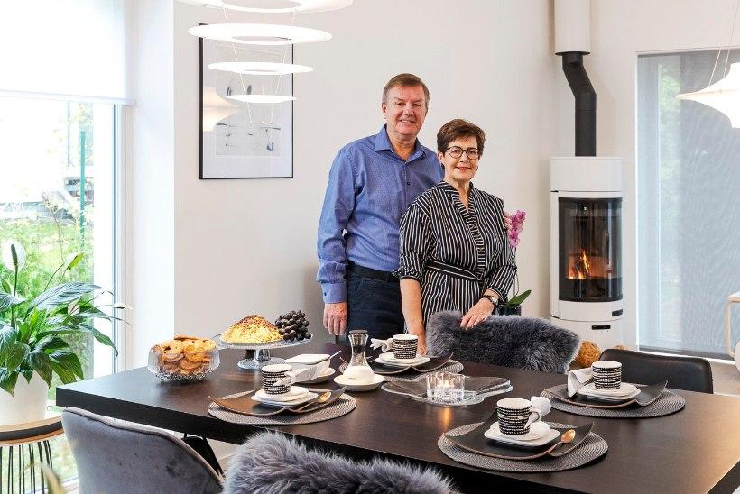 FOTOLUGU   Aasta Kodu peapreemia: pensioniks plaanitud unistuste kodu Pirital